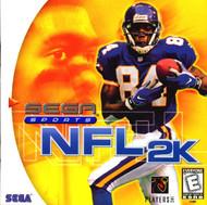 NFL 2K For Sega Dreamcast Football - EE708174