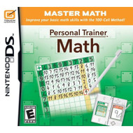 Personal Trainer: Math For Nintendo DS DSi 3DS 2DS Trivia - EE708278