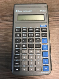 Texas Instruments Basic TI-30X Calculator - EE708320