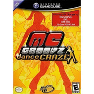 Mc Groovz Dance Craze For GameCube Music - EE708418