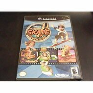 Disney's Extreme Skate Adventure For GameCube - EE708435