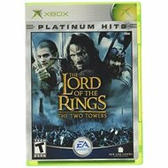 The Lord Of The Rings: The Two Towers For Xbox Original 2 With Manual - EE708545