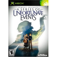 Lemony Snicket's A Series Of Unfortunate Events For Xbox Original - EE708553