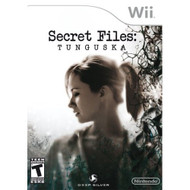 Secret Files: Tunguska For Wii With Manual and Case - EE708593