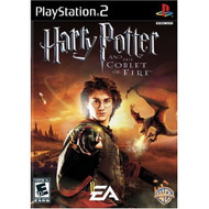 Harry Potter And The Goblet Of Fire For PlayStation 2 PS2 With Manual - EE708617