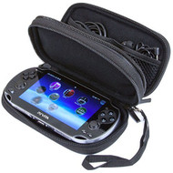 Double Compartment Carry Case For Ps Vita And Ps Vita Slim Psv 2000 - EE708645
