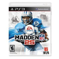 Electronic Arts EA Madden NFL 25 Sports Game Blu-Ray Disc PlayStation  - ZZ708700
