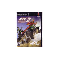 ATV 2 Quad Power Racing For PlayStation 2 PS2 - EE630359