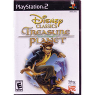 Treasure Planet For PlayStation 2 PS2 Disney With Manual and Case - EE708763