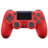 Dualshock 4 Wireless Controller For PlayStation 4 Magma Red PS4 Red - EE708896