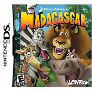 Madagascar For Nintendo DS DSi 3DS 2DS - EE708897