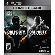 Call Of Duty: Black Ops Combo Pack For PlayStation 3 PS3 COD Shooter - EE709012