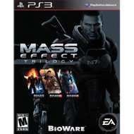 Mass Effect Trilogy For PlayStation 3 PS3 - EE709022
