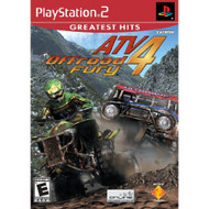 ATV Offroad Fury 4 For PlayStation 2 PS2 - EE709043