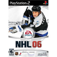 NHL 2006 For PlayStation 2 PS2 Hockey - EE709046