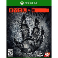Evolve For Xbox One Shooter - EE709060