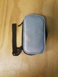 Generic Silver Protective Zippered Travel Carry Game Case Bag UMD For - EE709100