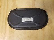 Deluxe Padded Zippered Protective Travel Game Carry Case Black For Ps - EE709102