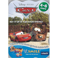 Vsmile Smartridge Cars: Rev It Up In Radiator Springs For Vtech - EE709156