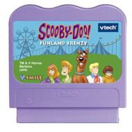 Vsmile Scooby Doo: Funland Frenzy For Vtech Learning - EE709158