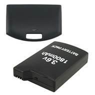 3600MAH Rechargeable Battery Pack And Back Cover Case For Sony PSP 100 - ZZ709169