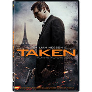 Taken Single-Disc Extended Edition On DVD With Liam Neeson - EE709214