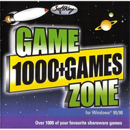 Softkey's Game Zone: 1000+ Games PC - EE709233