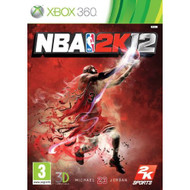 NBA 2K12 Game for Xbox 360 By Take 2 - ZZ709317