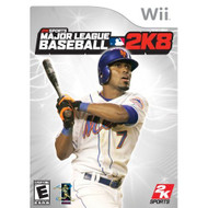 Major League Baseball 2K8 For Wii - EE709321