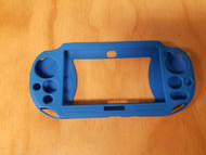 Blue Silicone Protective Shell Jacket For Ps Vita - EE709418