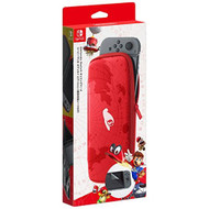 Nintendo Switch Carrying Case And Screen Protector Mario Odyssey - EE709443