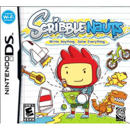 Scribblenauts For Nintendo DS DSi 3DS 2DS - EE709547