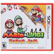 Mario And Luigi: Paper Jam Nintendo For 3DS RPG - EE709551
