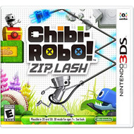 Chibi-Robo!: Zip Lash Nintendo Standard Edition For 3DS - EE709558