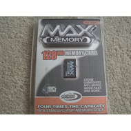 Max Memory 128MB Memory Card For PSP UMD Expansion YDB711 - EE709610