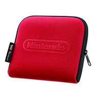 Carrying Case For Nintendo 2DS Console Red For DS Pouch - EE709622