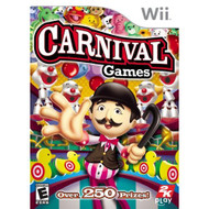 Carnival Games For Wii - EE709822