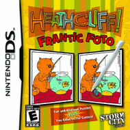 Heathcliff: Frantic Foto Comic Edition For Nintendo DS DSi 3DS 2DS - EE709831
