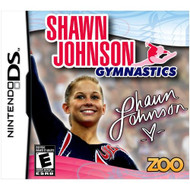 Shawn Johnson Gymnastics For Nintendo DS DSi 3DS 2DS - EE709839