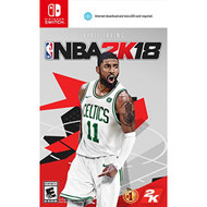 NBA 2K18 Standard Edition Nintendo Switch Basketball - EE709859