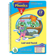 LeapPad Phonics Program Lesson 5 Lost And Found For Leap Frog - EE709889