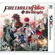 Fire Emblem Fates: Birthright Nintendo Birthright Edition For 3DS - EE709918