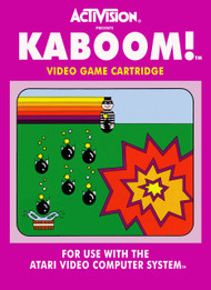 Kaboom! For Atari Vintage - EE709950