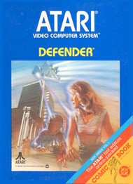Defender For Atari Vintage - EE709951