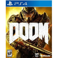 Doom For PlayStation 4 PS4 Shooter - EE709960