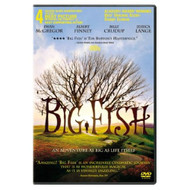 Big Fish On DVD with Jessica Lange Comedy - EE709999