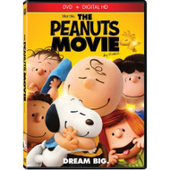 Peanuts Movie The On DVD With Noah Schnapp Children - EE710024