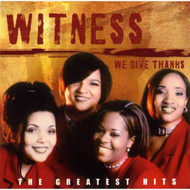 Greatest Hits By Witness On Audio CD Album 2006 - EE710033