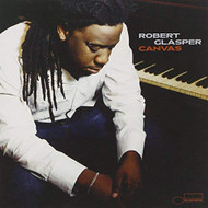 Canvas By Robert Glasper On Audio CD Album 2005 - EE710088