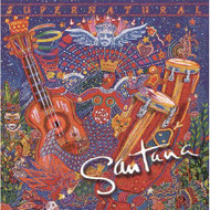 Supernatural By Santana On Audio CD Album 2013 - EE710114